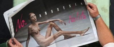 Israele contro le modelle troppo magre