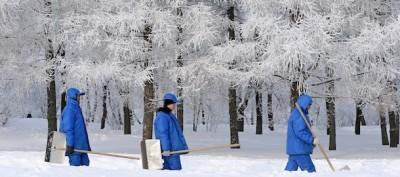 15 foto di neve a Mosca