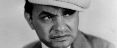 Una faccia da Edward G. Robinson