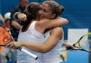Errani e Vinci hanno vinto gli Australian Open