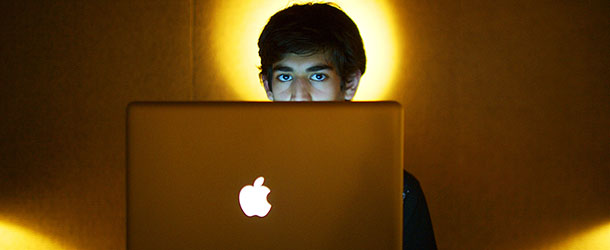 Aaron Swartz, an activist trying to open up the online federal courts documents system