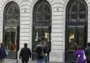 Grossa rapina all'Apple Store di Parigi