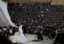 Un matrimonio di chassidim