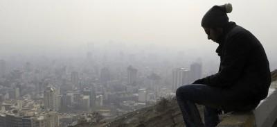 Le foto di Teheran inquinata