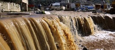 Le foto delle alluvioni in Medioriente