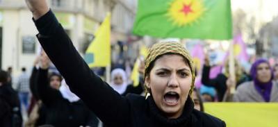 Le tre donne curde uccise a Parigi