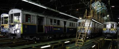 Vecchi tram argentini