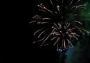 Fuochi d'artificio all'inverso