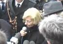 Emma Bonino su Mariangela Melato