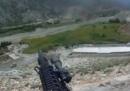 La storia del video del soldato americano in Afghanistan