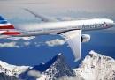 Il nuovo logo di American Airlines