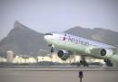 Nuovi logo e livrea American Airlines