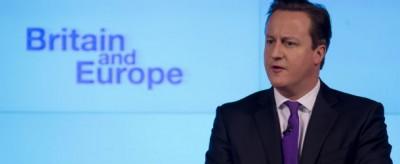 Cameron ha promesso un referendum sull'UE