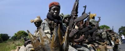 L'intervento militare nella Repubblica Centrafricana