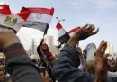 Di nuovo in piazza Tahrir