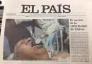 El País e la falsa foto di Chávez