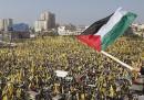 La festa di Fatah a Gaza