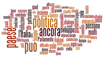 Messaggio di fine anno di Giorgio Napolitano