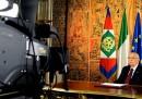 L'ultimo discorso di fine anno di Giorgio Napolitano