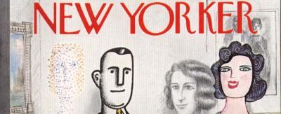 Le copertine di Saul Steinberg