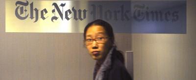 L'attacco informatico cinese contro il NYTimes