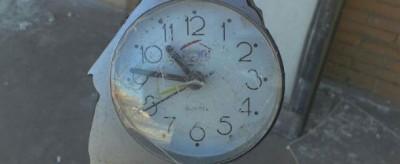 L'orologio dell'ILVA