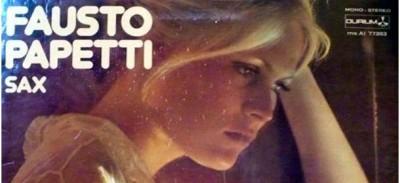Le copertine di Fausto Papetti