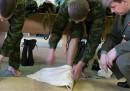 L'esercito russo senza pezze ai piedi