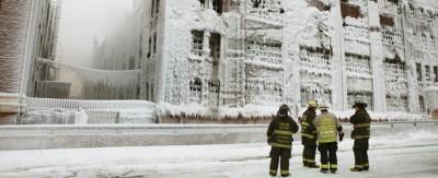 Fuoco e ghiaccio a Chicago