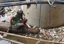 Giacarta dopo le inondazioni