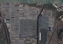 Pyongyang su Google Maps