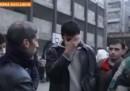 Un video mostra decine di morti in Siria