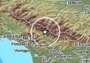 Terremoto tra Toscana ed Emilia
