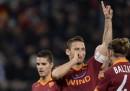 Il discusso rigore di Roma-Inter