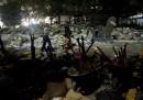 Esplosione Pemex a Città del Messico
