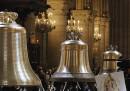 Le nuove campane di Notre Dame