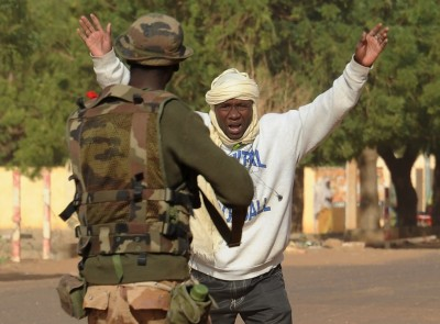 MALI - FRANCE - CONFLICT