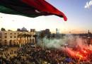 Le foto della festa in Libia