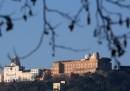 Che cos'è Castel Gandolfo