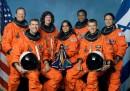Distrasto Shuttle Columbia