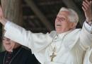 L'album di Benedetto XVI