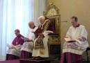 Dimissioni papa Benedetto XVI