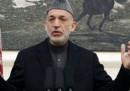 Karzai vuole cacciare gli americani?
