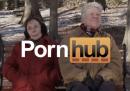 Lo spot di Pornhub per il Super Bowl