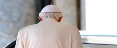 Le ultime foto di Joseph Ratzinger da papa