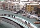 Il costosissimo ponte di Calatrava