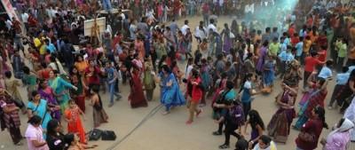 """One Billion Rising"""