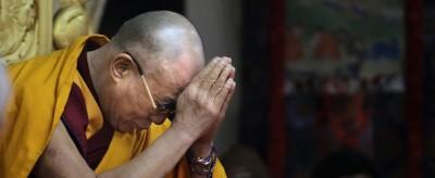 I complimenti del Dalai Lama al presidente cinese