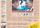 La prima pagina celebrativa del Financial Times per i suoi 125 anni
