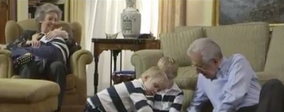 Lo spot elettorale di Mario Monti